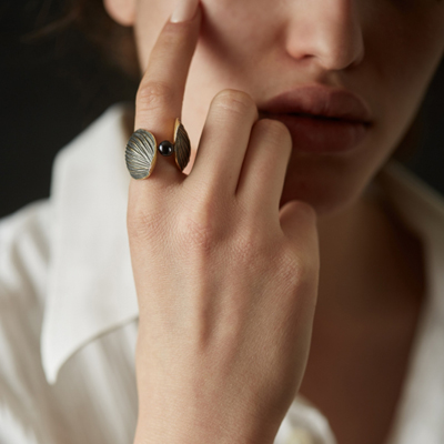 02c1f8eb4b8d0e Pierścionki - biżuteria projektancka - designerska, artystyczna ...